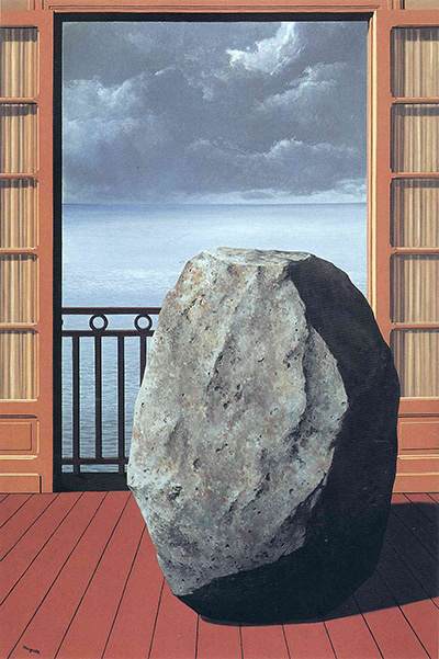 Invisible World Rene Magritte