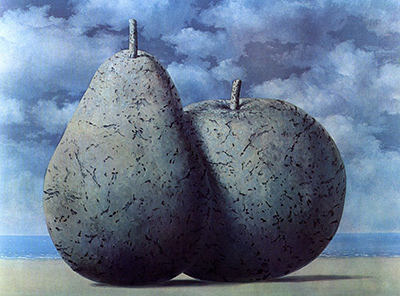 Memory of a Voyage Rene Magritte