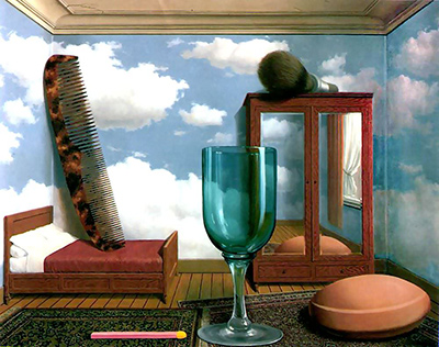 Personal Values Rene Magritte