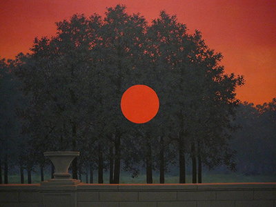 The Banquet Rene Magritte