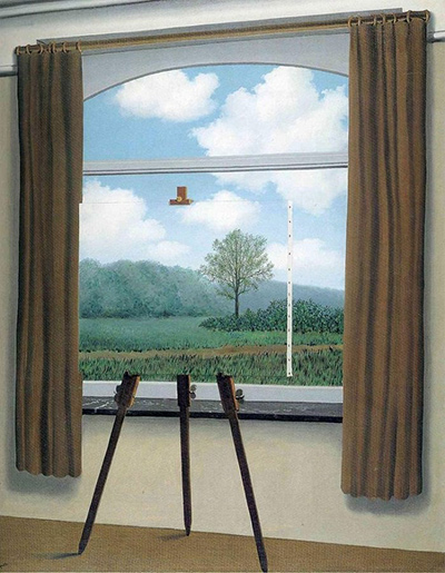 The Human Condition Rene Magritte